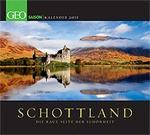 GEO-Schottland-Kalender