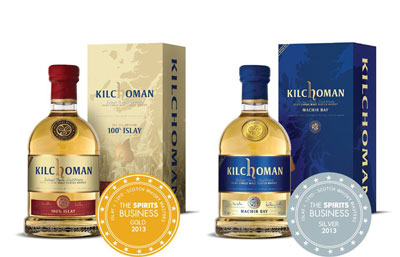 Kilchoman 100% Islay 3rd. Ed. und Machir Bay 2013