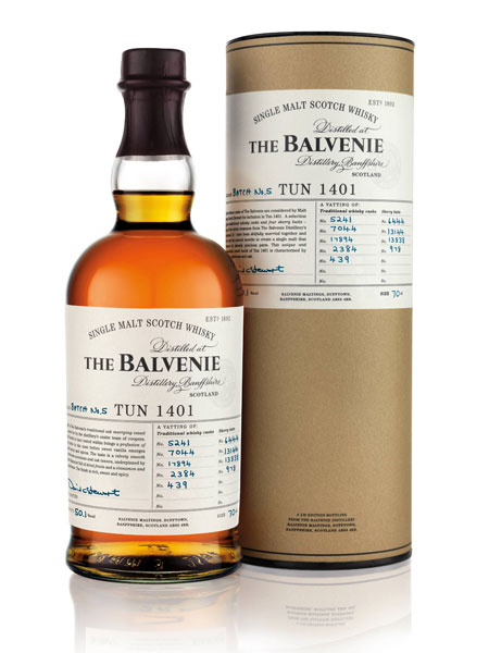 The Balvenie Tun 1401 Batch 8