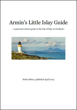 Armin's Little Islay Guide
