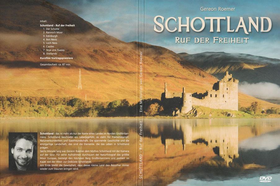 DVD Schottland - Ruf der Freiheit (außen)