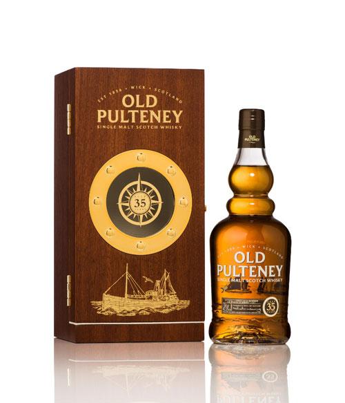 Old Pulteney 35 Jahre
