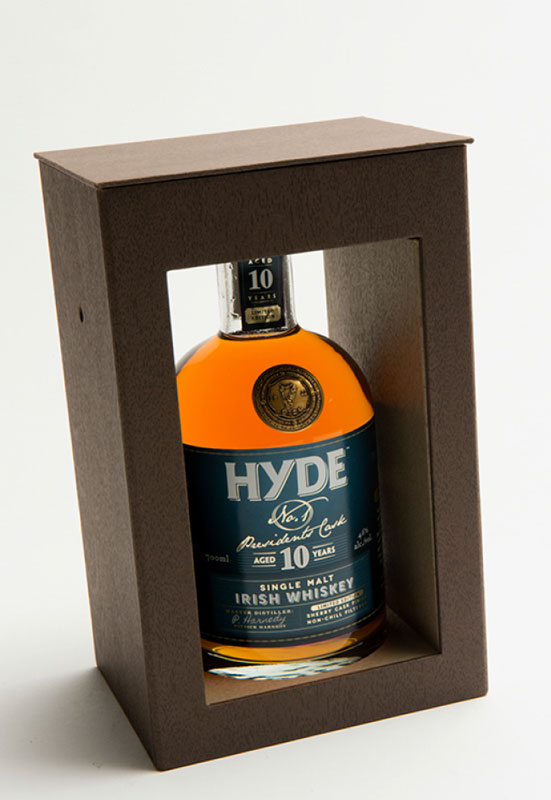 HYDE No. 1 Irish Single Malt Whiskey