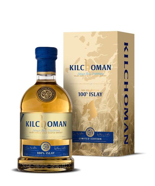 Kilchoman 100% Islay 5th Edition
