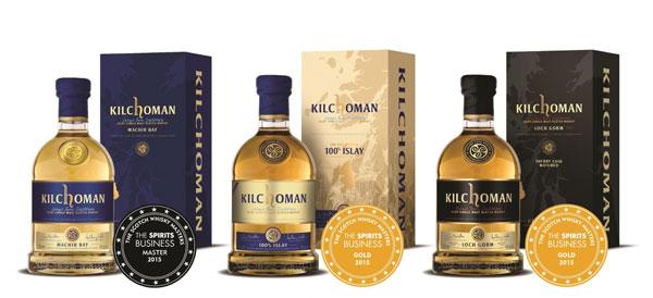 Kilchoman Scotch Whisky Masters