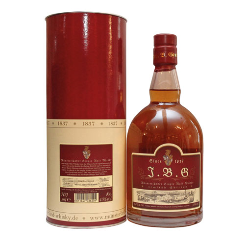 J.B.G Münsterländer Single Malt Whisky