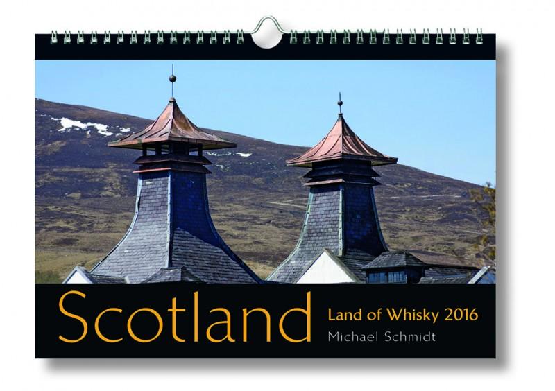 Kalendermotiv Schottland 2016