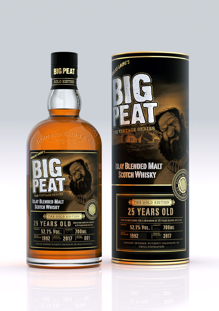 Big Peat Gold Edition