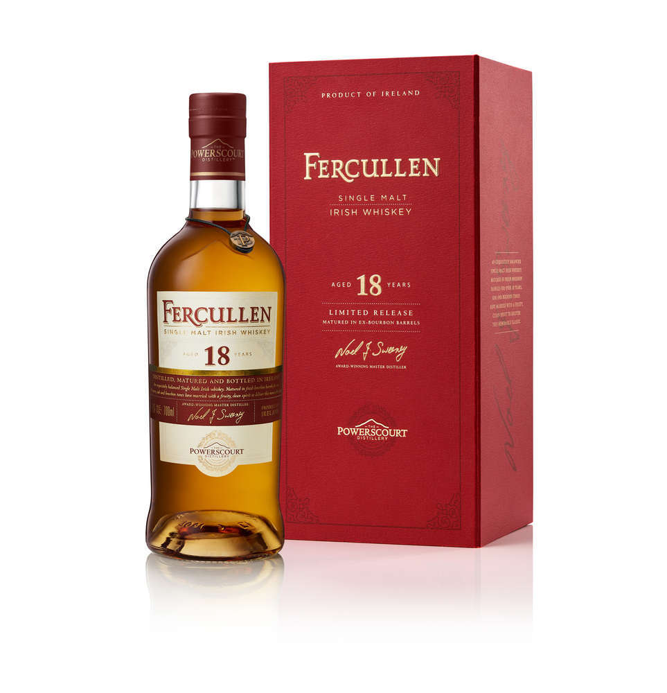 Fercullen 18 Jahre Irish Whiskey