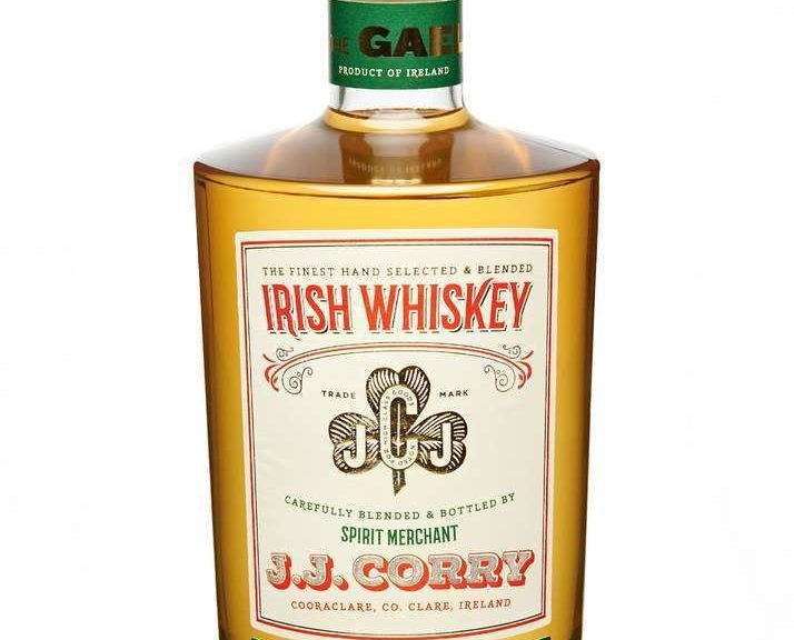 J.J. Corry The Gael 2 Irish Whiskey