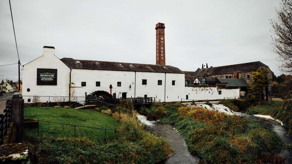 Kilbeggan Distillery since 1757