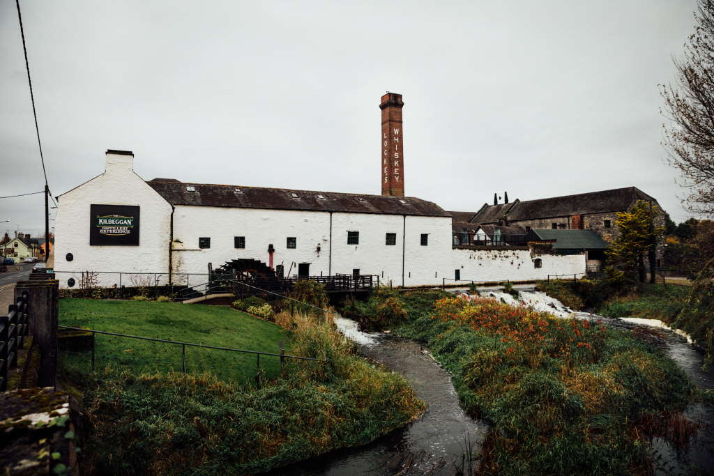Kilbeggan Distillery since 1757