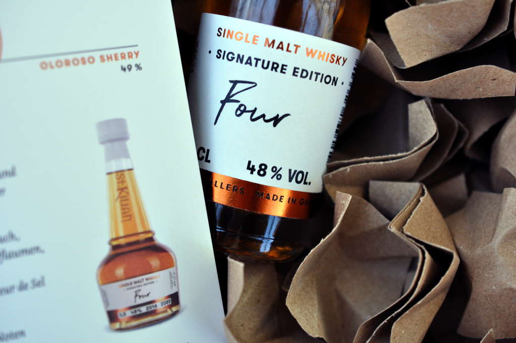 St. Kilian Signature Edition Four (c) The Gateway to Distilleries