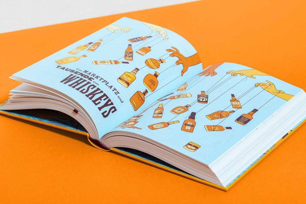 Bourbon Buch Illustration (c) Limikki Photography