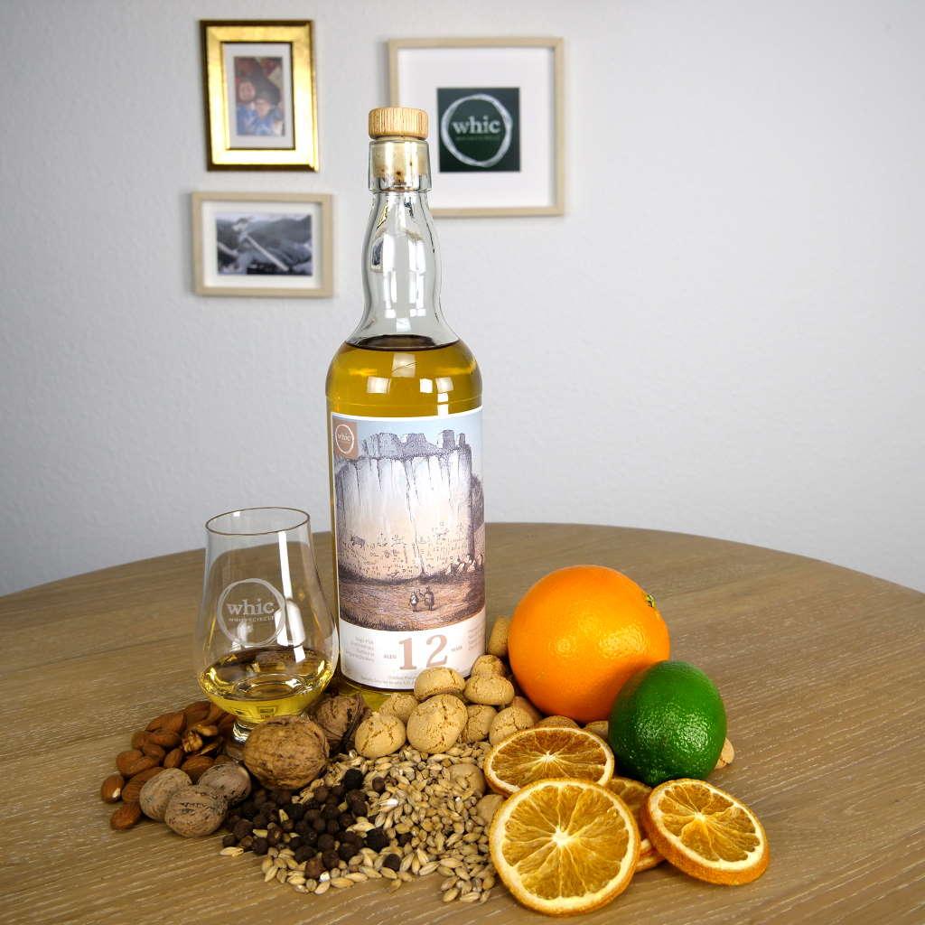 Glengoyne 12 Jahre Landscape of Taste whic Aromen
