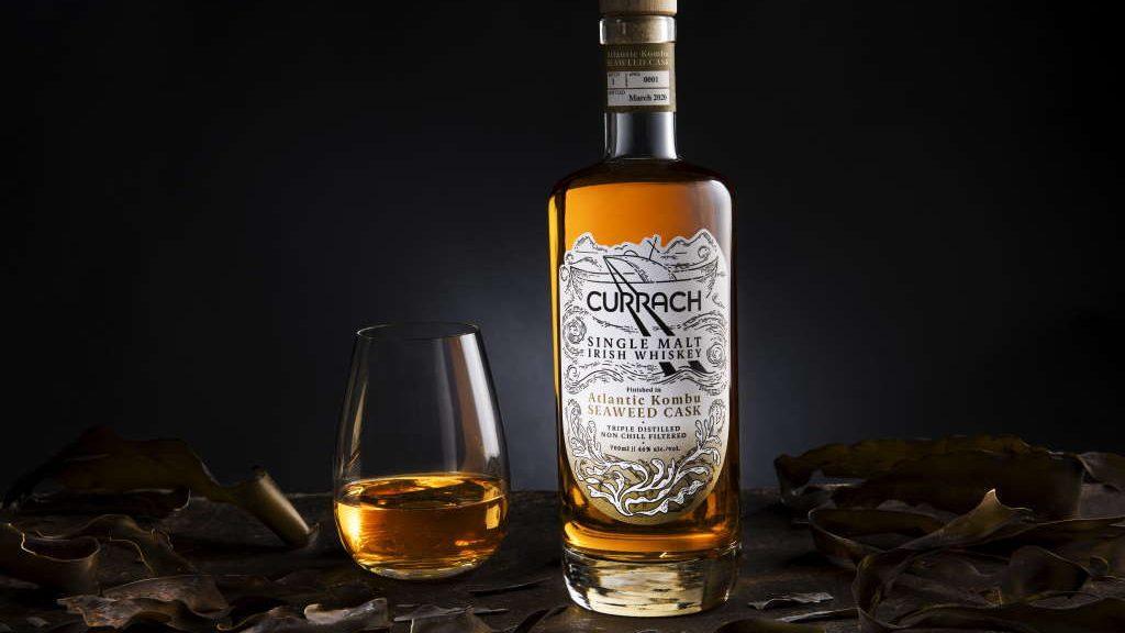Currach Single Malt Irish Whiskey