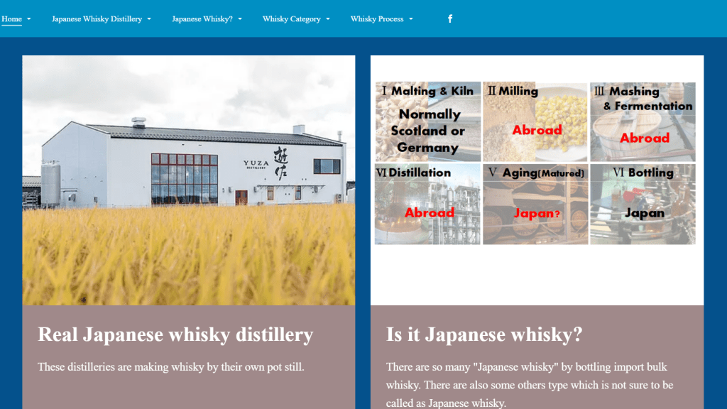 Japanese Craft Whisky Distilleries Guide