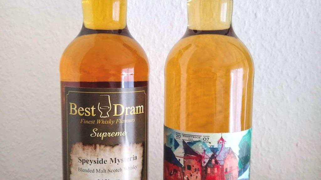 Teaspoon Malts - Burnside und Westport