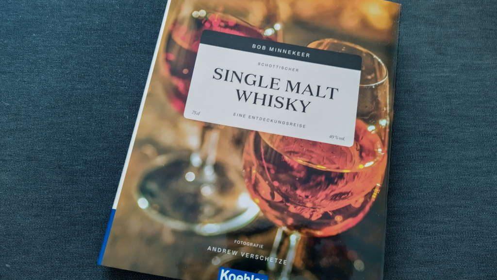 Bob Minnekeer Single Malt Whisky Cover