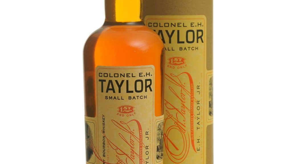 Colonel E. H. Taylor Small Batch Bourbon Whiskey
