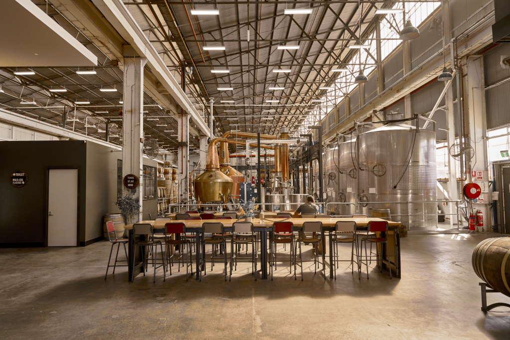 Kirsch Import Starward Distillery