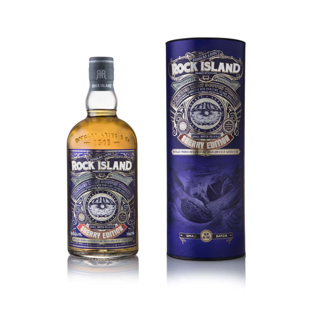 Douglas Laing Rock Island Sherry Edition