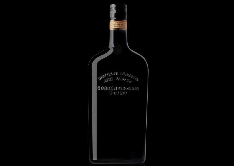 Gordon Graham's Black Bottle