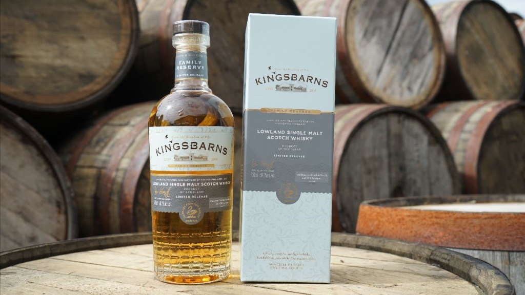 Kingsbarns Family Reserve 2020