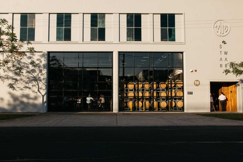 Starward Distillery Outside