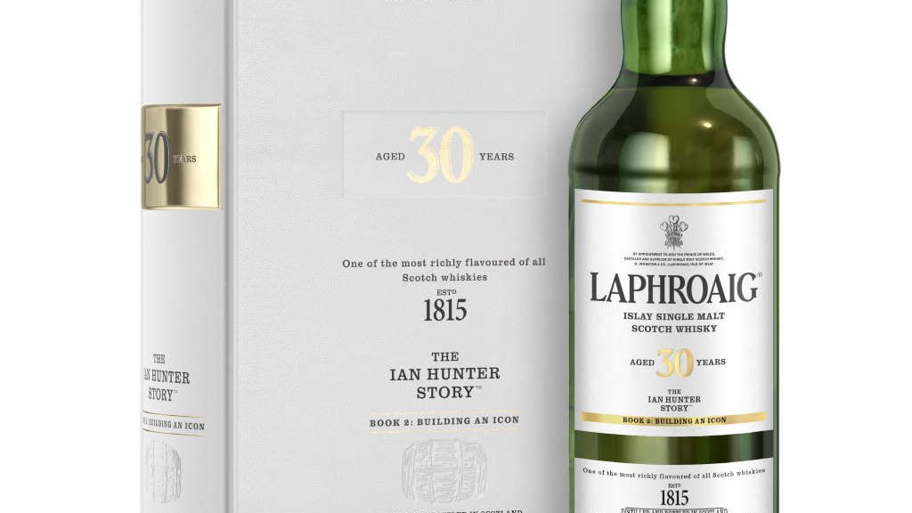 Laphroaig Ian Hunter Book 2