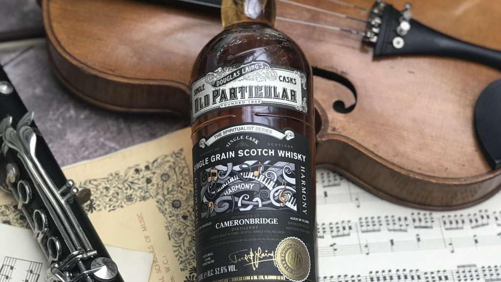 Old Particular Spiritualist Harmony