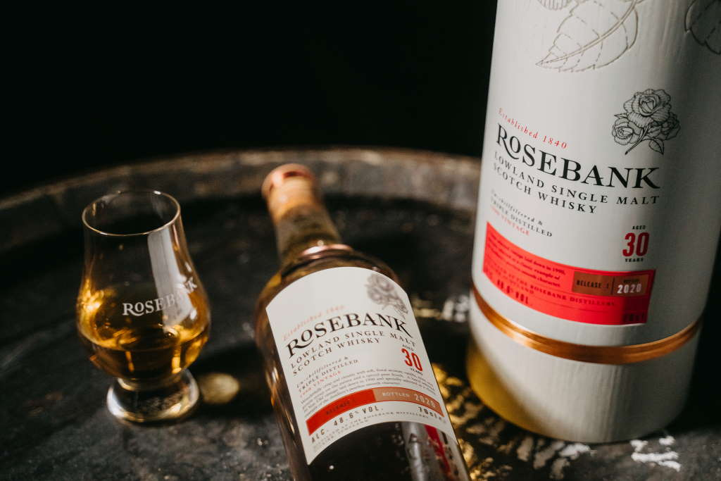Rosebank 30 Year Old Chapter I