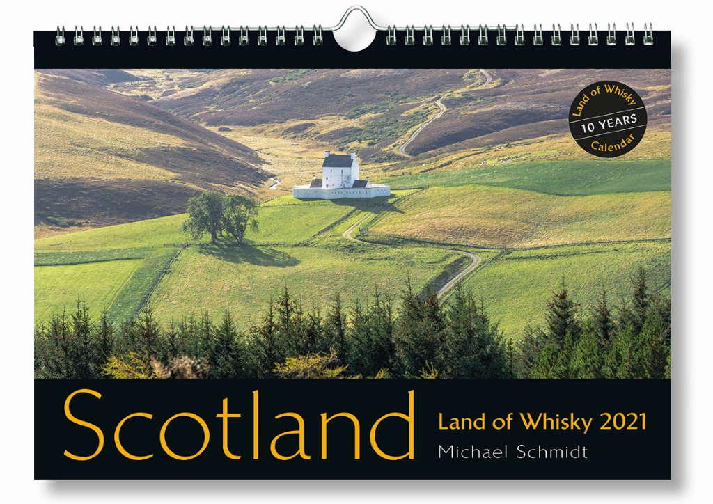 Deckblatt Schottland-Kalender 2021