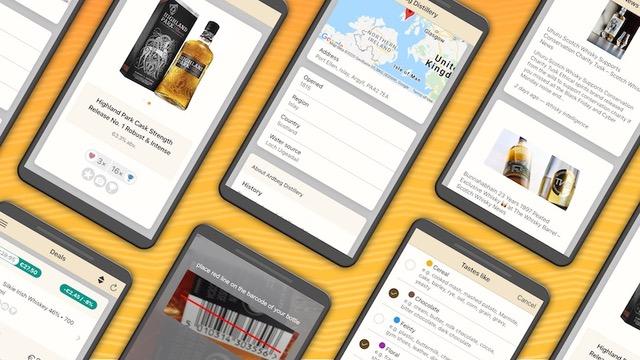 Drammer Whisky App