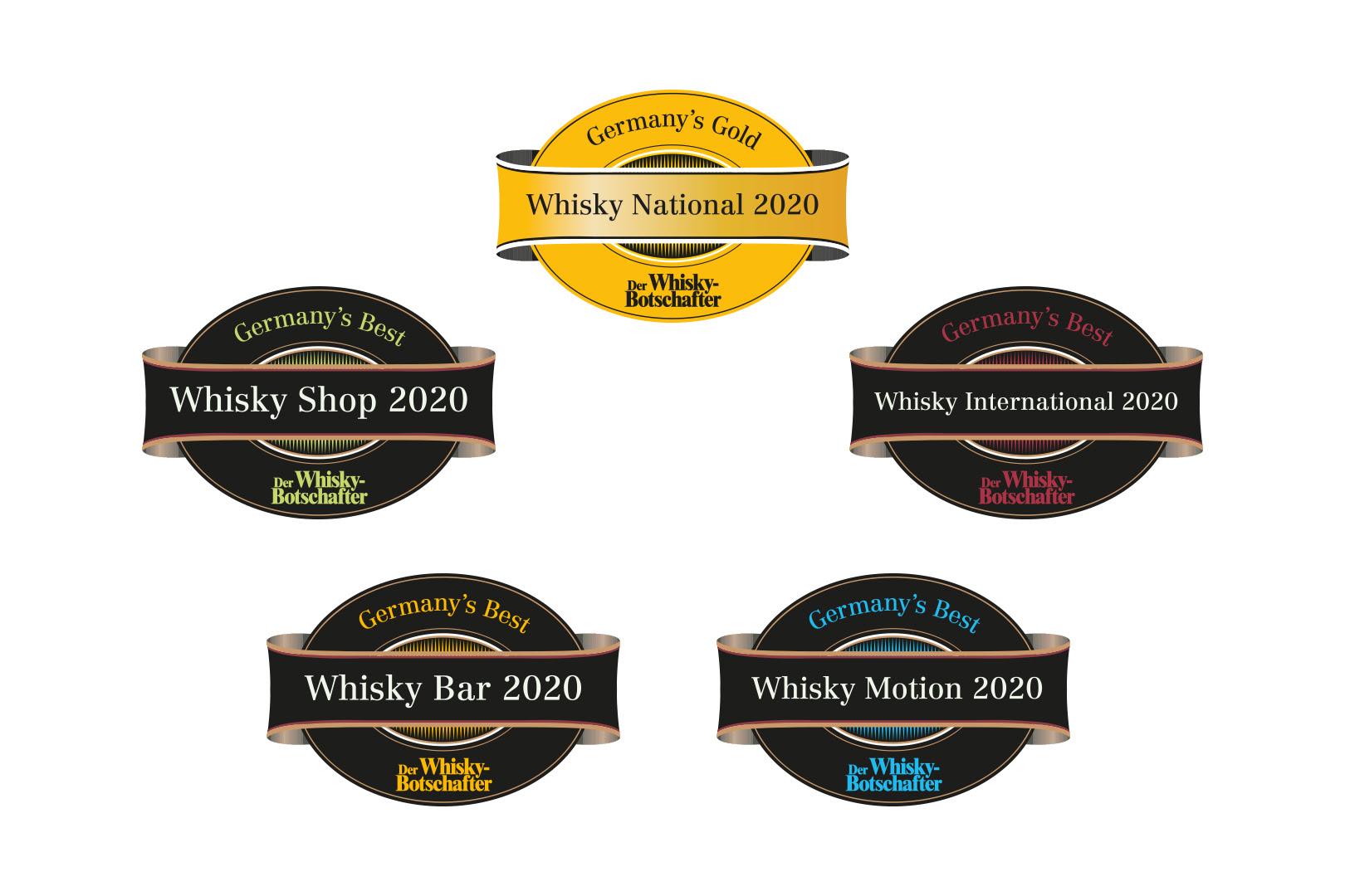 Germanys Best Whisky Award 2020