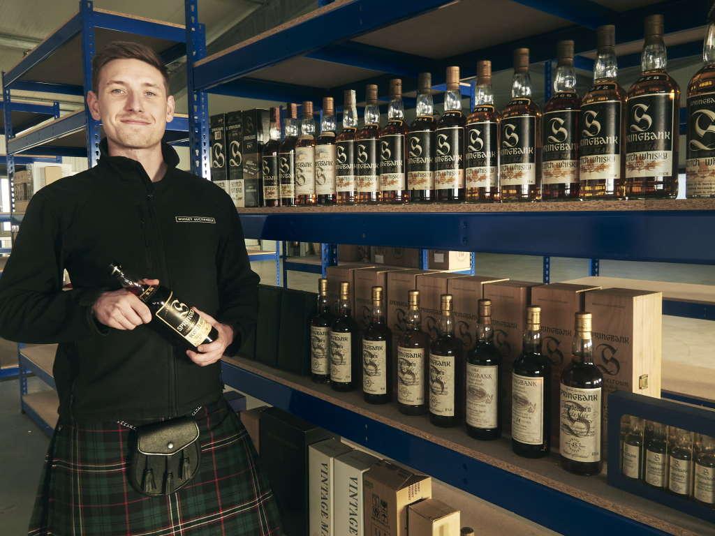 Neil Porter Geschäftsführer von Whisky Auctioneer Deutschland