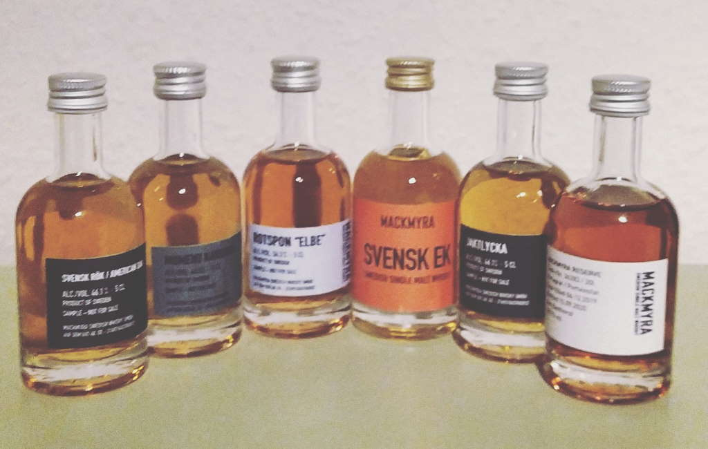 Mackmyra Online-Tasting