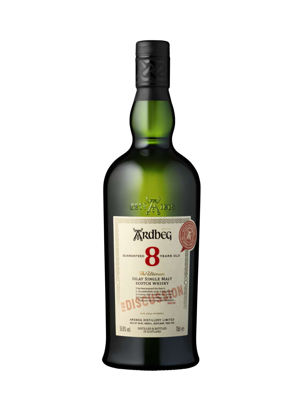 Ardbeg 8 Years Old for Discussion