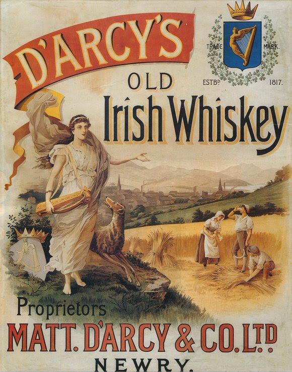 D'Arcys Old Irish Whiskey