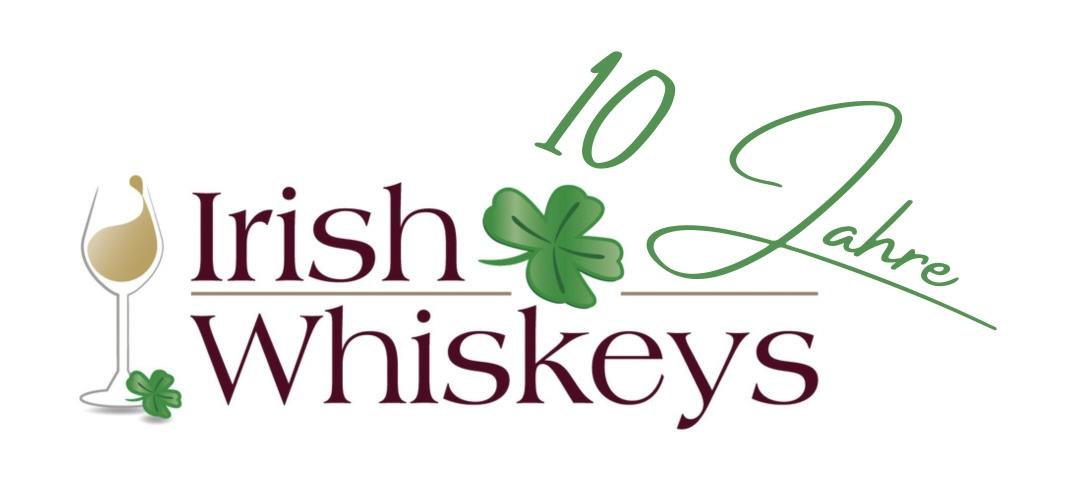 10 Jahre Irish Whiskeys