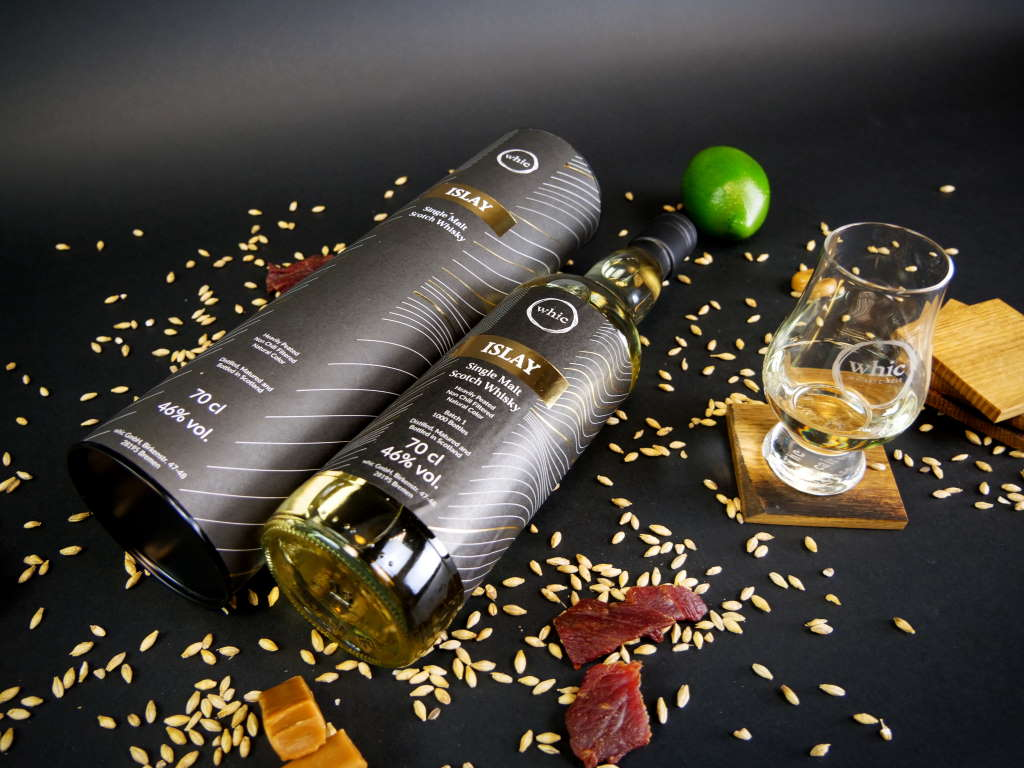 whic Islay Single Malt Whisky Batch 1