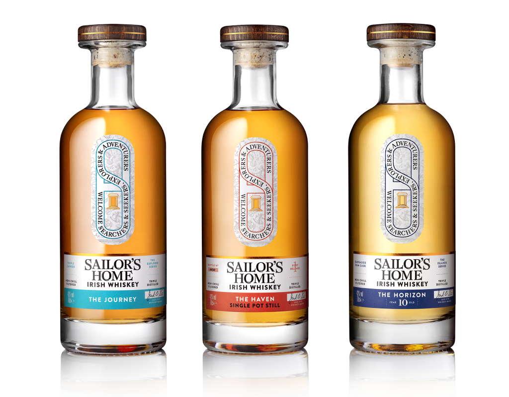 Sailor's Home bottles